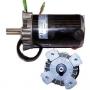Motory ventilátoru výparníku